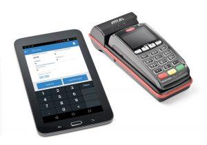 АТОЛ 60Ф, с мобильным устройством