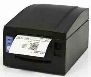 ШТРИХ-МИНИ-01Ф, печать чека