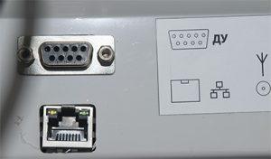 Задняя сторона ЭКР-2102К-Ф