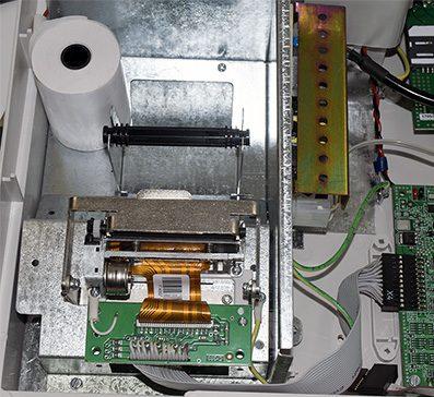 ЭКР-2102К-Ф установка ленты