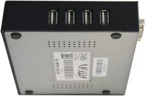ЭВОТОР СТ2Ф порты USB на УТМ HUB-19
