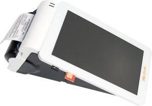 ЭВОТОР СТ2Ф с установленной SIM-картой