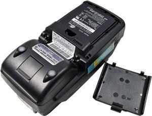 IRAS 900 K, аккумулятор