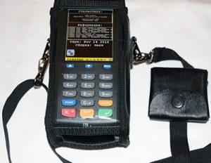IRAS 900 K, в чехле