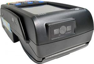 IRAS 900 K, сканер