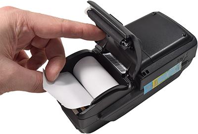IRAS 900 K, принтер