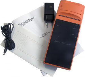 ПТК MSPOS-K комплект поставки