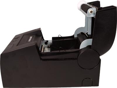 ШТРИХ-ЛАЙТ-02Ф, с открытой крышкой принтера