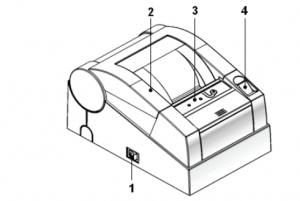 ШТРИХ-М-02Ф, из чего состоит корпус, внешний вид
